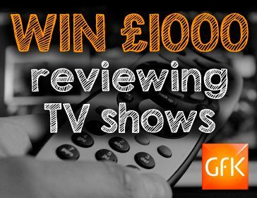 Win £1000 Review TV & Radio