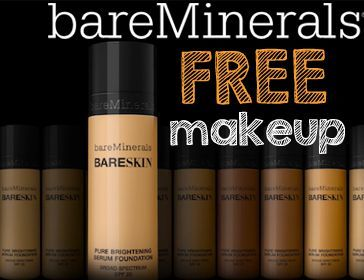 Free Makeup Sample