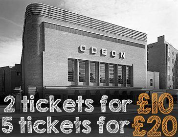 Odeon Ticket Groupon