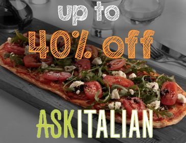 ASK Italian Student Discount