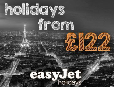 Easyjet Cheap Holidays Offer
