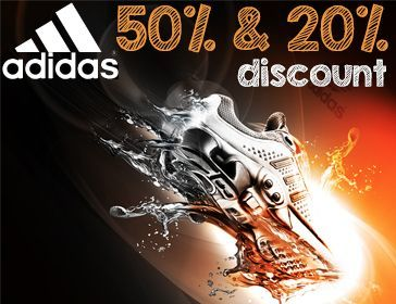 ADIDAS code and discount