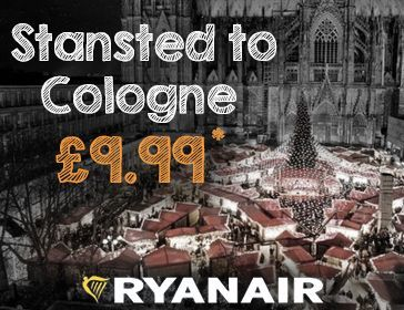 Ryanair Cheap Flights Offer