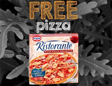 Free Pizza Voucher