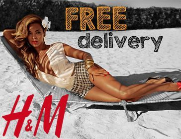 Free Delivery Code H&M