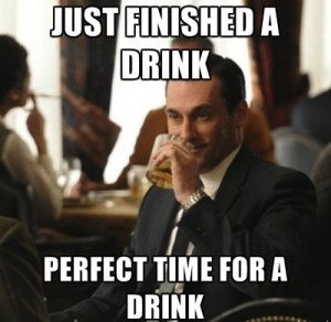 madmen drinking game safe version