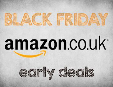 Amazon Black Friday offers