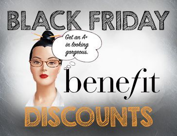black friday beauty offers