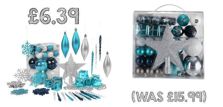 75-piece decoration set
