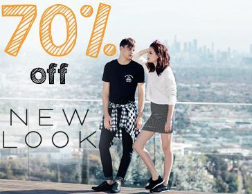 Sale New Look Student