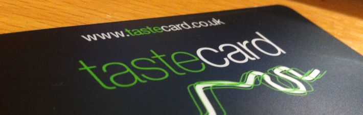 tastecard cinema offers