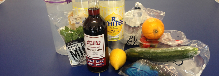 austins - cheap pimms alternative