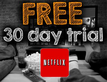 Image result for netflix 30 day trial