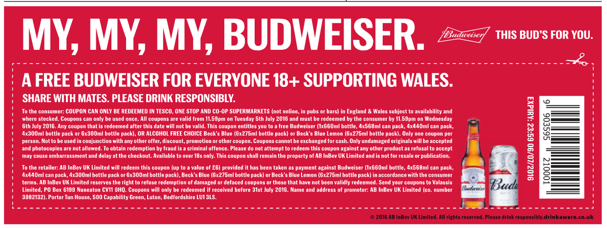 Coupons for budweiser beer : Coupons ritz crackers