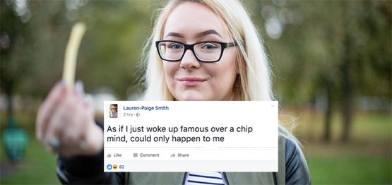 article this student spent chip