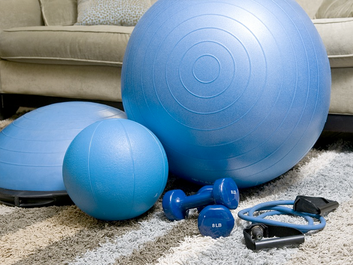 fitness equipment discounts