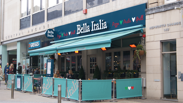 bella italia pizza vouchers