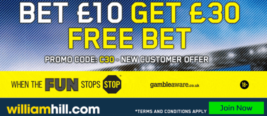 claim your free bet