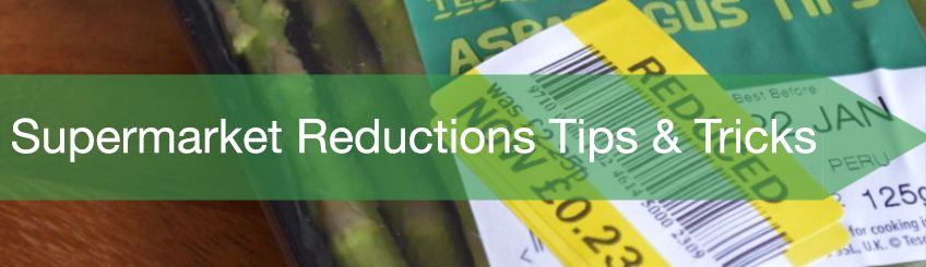 How To Find Supermarket Reductions Special Offers Easy Guide