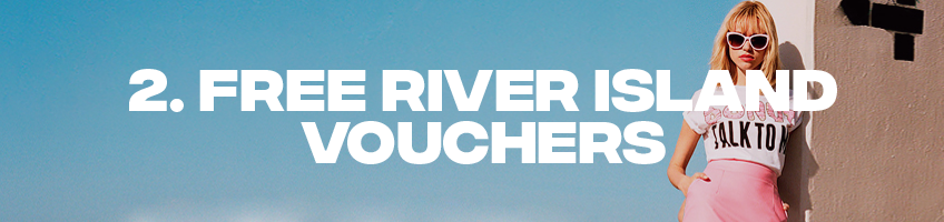 free river island vouchers
