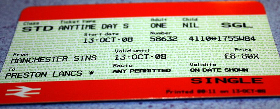 20% Train Pass Discount | Student Train Ticket Discounts