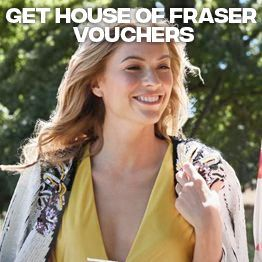 10% Off ⇒ House of Fraser Student Discount | Free HoF