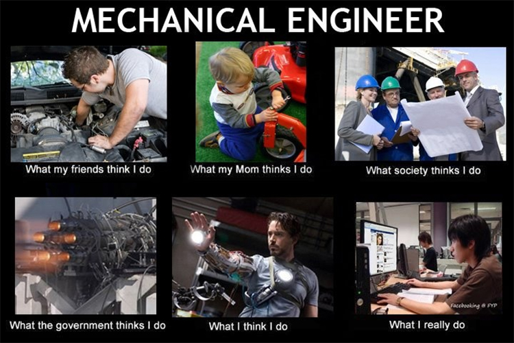 mechanical engineering career