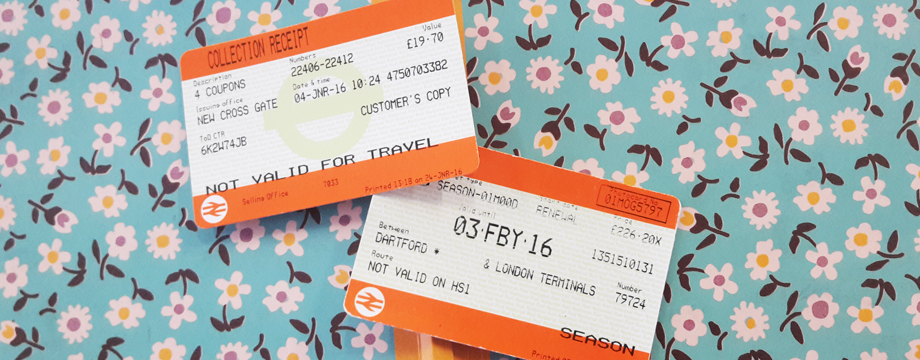 Student railcards will take a third off every train ticket you buy and it costs £30 a year. It may sound a tad on the pricey side, but if you spend £90+ on train travel a year you'll already be making a saving.