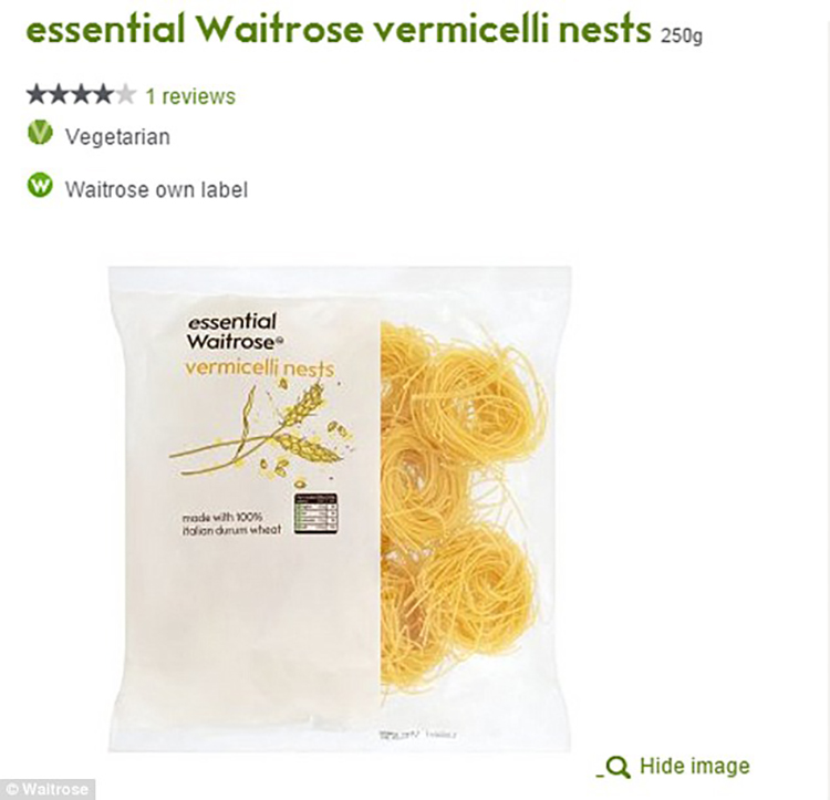 essential waitrose pasta