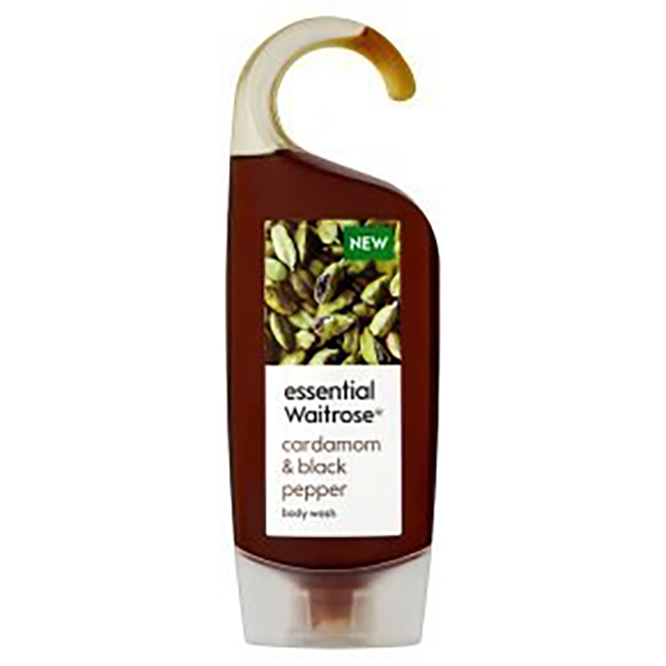 waitrose essential shower gel