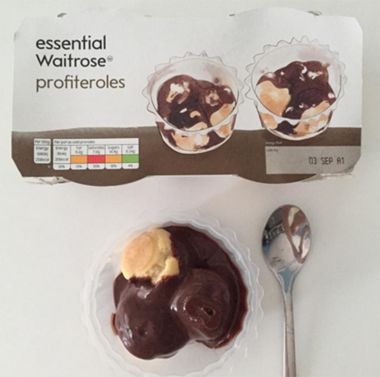 creme brulee waitrose essentials