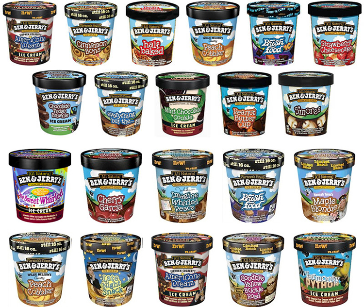 You can get free Ben and Jerry s ice cream today Student ...