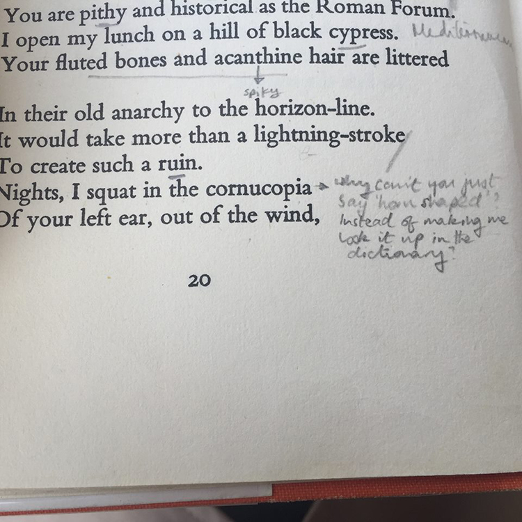 The 24 Funniest Pieces Of Graffiti Found In Uni Library Books